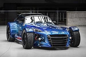 Automotive News Donkervoort präsentiert Sondermodell D8 GTO
