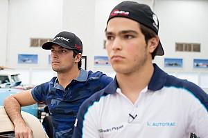 VÍDEO: Estreia da série sobre bastidores da família Piquet