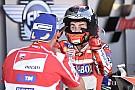 MotoGP Lorenzo a voulu quitter sa