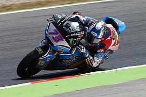 Moto2 Kwalificatieverslag Marquez oppermachtig in kwalificatie voor Catalaanse GP