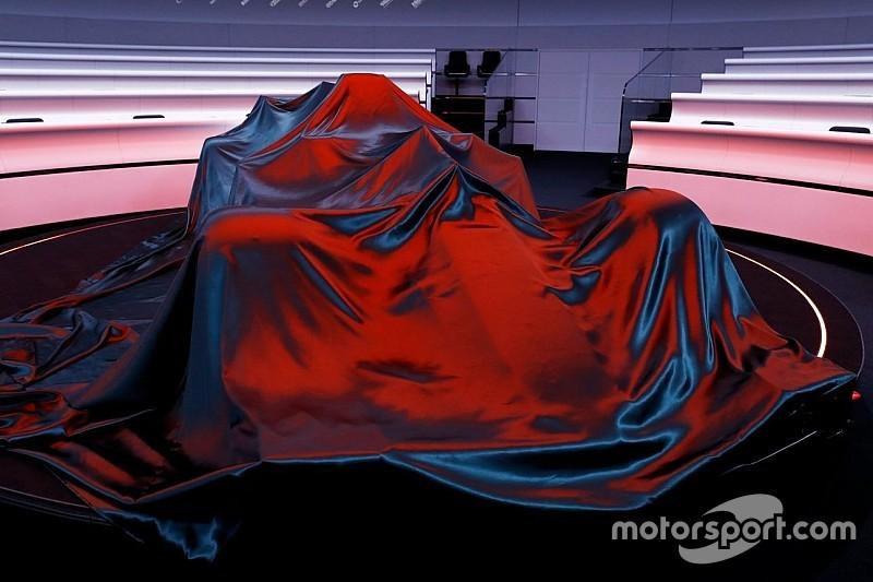 McLaren представит новую машину 14 февраля