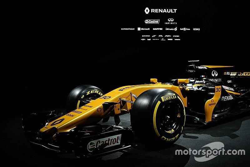 Bildergalerie: Der neue Renault R.S.17 für die Formel 1 2017