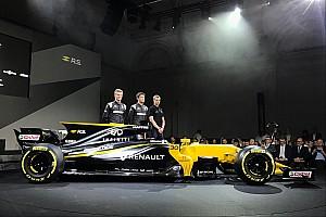 Галерея: новий болід Renault R.S.17
