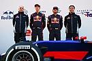 Формула 1 Джеймс Ки объяснил сходство новой машины Toro Rosso с Mercedes
