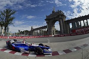 IndyCar 速報ニュース 【インディカー】トロント予選:佐藤琢磨「結果にはがっかりしている」