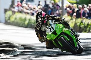 Kecelakaan di Isle of Man TT, Davey Lambert meninggal dunia