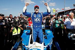 IndyCar Relato da corrida Dominante, Newgarden vence em Mid-Ohio; Castroneves é 7º