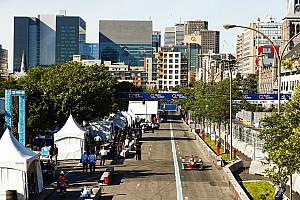 Formule E Résultats La grille de départ de l'ePrix de Montréal