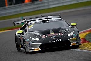 Lamborghini Super Trofeo Gara Scheuschner e Still centrano la prima vittoria a Spa-Francorchamps