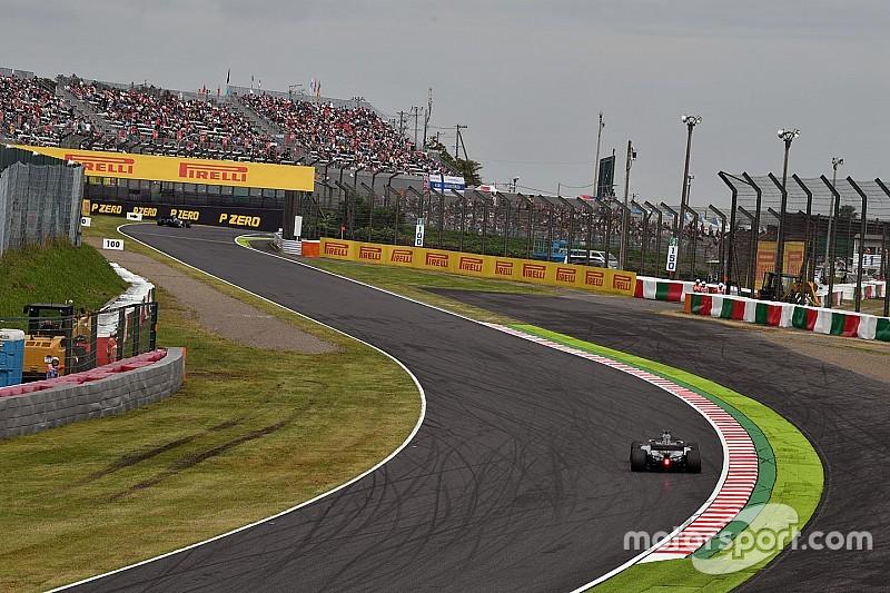 Гонщики Ф1 выступили за появление зоны DRS перед самым скоростным поворотом «Сузуки»