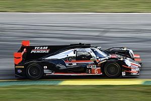 IMSA Crónica de entrenamientos Castroeneves fue el más rápido en la práctica final en Petit Le Mans