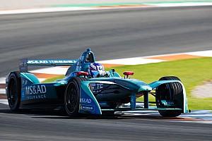 Formule E Actualités Blomqvist confirmé chez Andretti pour l'ePrix de Hong Kong