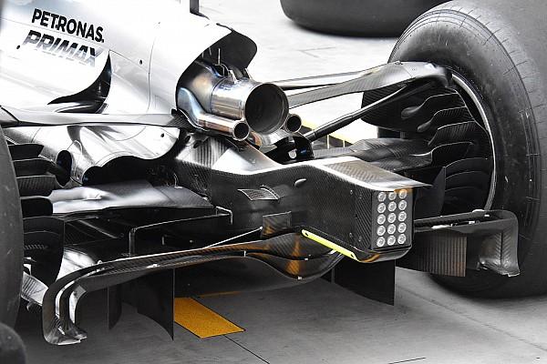 Formula 1 Top List Gallery: Key F1 tech shots at Hungarian GP
