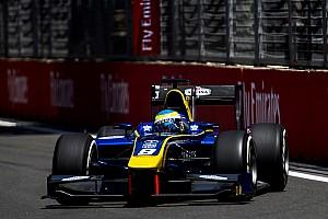 FIA F2 Новость Роуленд оштрафован, зато стартует вторым