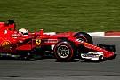 Formel 1 Vettel über Ferrari in der F1 2017: