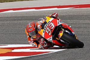 MotoGP Отчет о квалификации Маркес завоевал поул Гран При Америк
