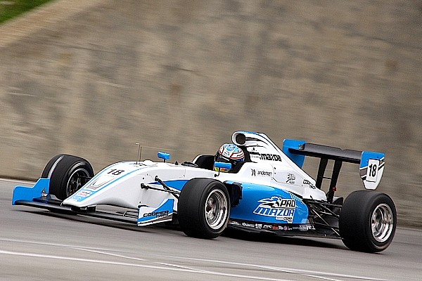 Pro Mazda New Pro Mazda to make official test debut in October
