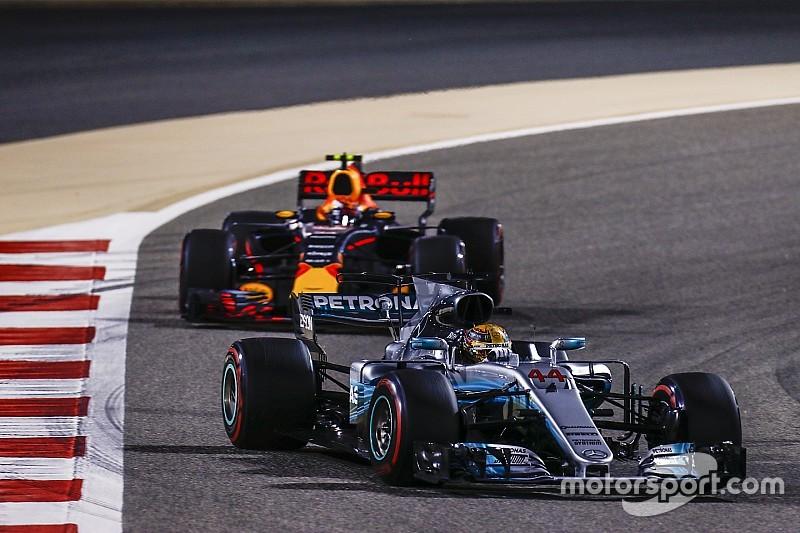 Verstappen lebih menikmati aksi salip-menyalip F1 2017