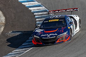 Endurance Qualifying report California 8 Hours: Acura beats Porsches to the top spot in qualifying