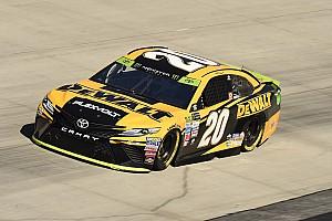 NASCAR Cup Reporte de prácticas Kenseth lidera la primera práctica en Dover