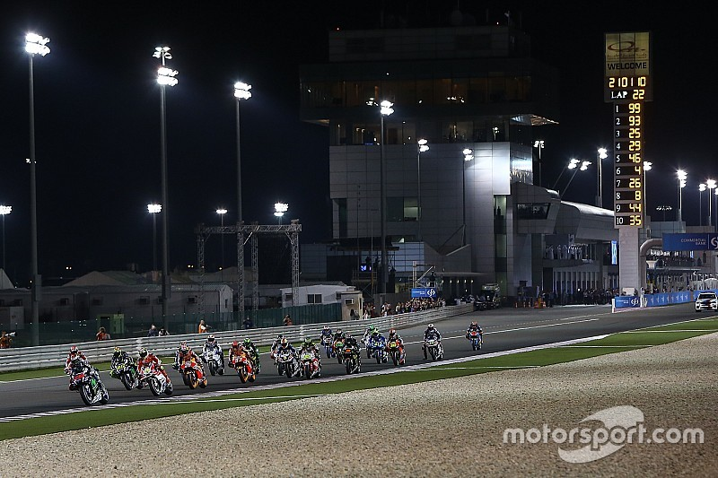 Andai turun hujan, MotoGP Qatar tetap akan digelar