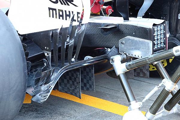Formula 1 Analisi Ferrari: il diffusore è un capolavoro di micro-flap e pinnette