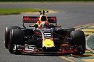 Verstappen y Ricciardo reconocen estar un paso detrás de los favoritos