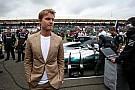 Формула 1 Ніко Росберг відповів на виклик від Кріштіану Роналду