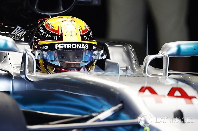 Hamilton: Şimdiye kadarki en iyi sürüşüm