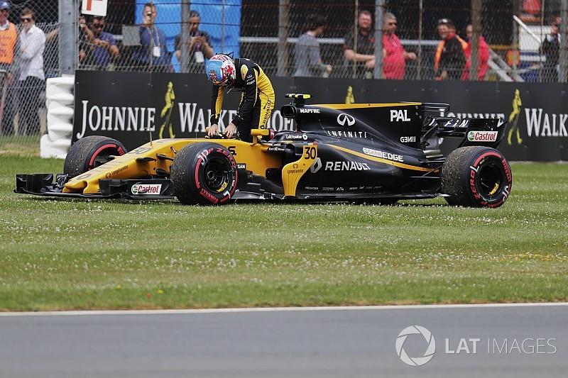 Renault sluit rijderswissel voor Hongarije uit