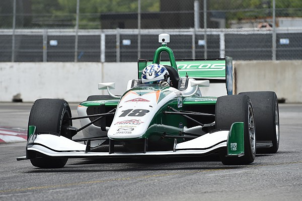 Toronto Indy Lights: Kaiser clinches third pole of 2017