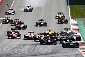FIA F2 Actualités La F2 vise 22 à 24 voitures pour 2018