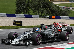 "Formula 1 Breaking news Grosjean: Haas ""won Formula 1 Grand Prix 2"" in Austria"