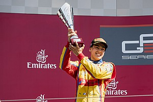GP3 Actualités Alesi sur le podium, une