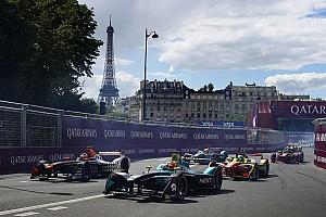 Formule E Diaporama Les plus belles photos de l'ePrix de Paris