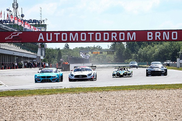 Endurance Gara 3H ECC: a Brno si impone la Mercedes AGM GT3 dei fratelli Zumstein