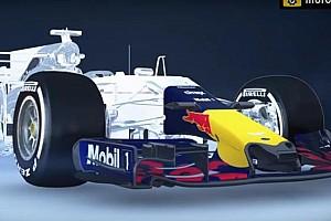 Formel 1 Feature Video: Der flexible Frontflügel am Red Bull RB13