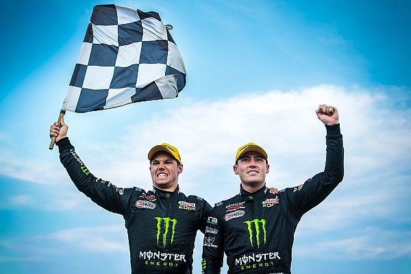 Sandown 500: Waters and Stanaway charge to maiden Supercars win