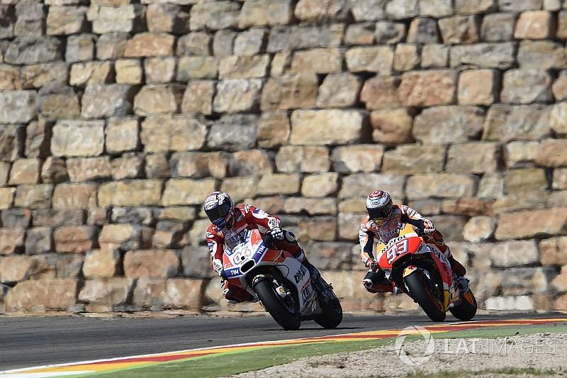Andrea Dovizioso: Rückstand nach MotoGP-Rennen in Aragon