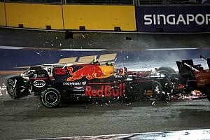 """Formule 1 Nieuws Verstappen: """"Een jaar waarin eigenlijk alles fout gaat op zondag"""""""