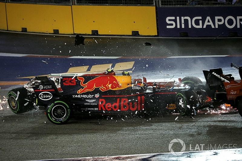 Em ano negativo, Verstappen é piloto que menos deu voltas