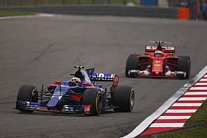 Formel 1 News Formel 1 in Shanghai: Adrenalinrausch für Carlos Sainz auf Slick-Reifen