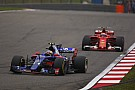 Formel 1 in Shanghai: Adrenalinrausch für Carlos Sainz auf Slick-Reifen