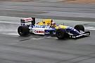 【F1】ウイリアムズFW14B、92年以来初走行。チーム40周年を祝う