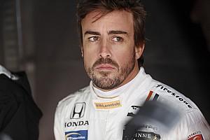 Kart BRÉKING Alonso bármire hajlandó gokartpályája biztonságának javításáért