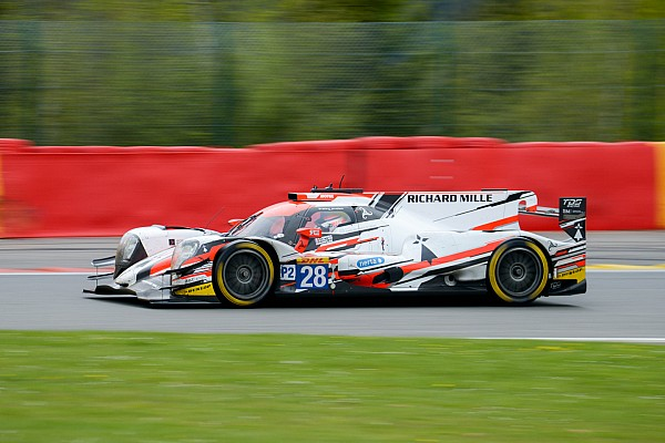 Catsburg on standby for Vaxiviere at Le Mans