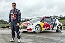 World Rallycross Ecco la nuova Peugeot 208 WRX di Sebastien Loeb