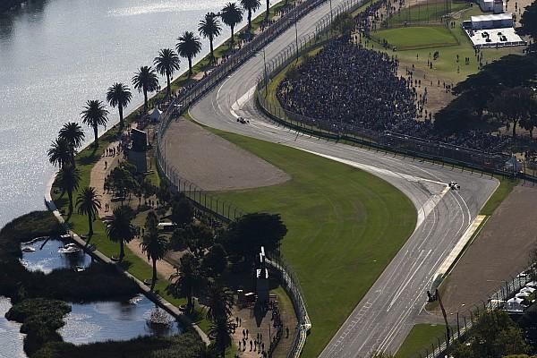 Formule 1 Actualités La FIA ajoute une troisième zone DRS à Melbourne