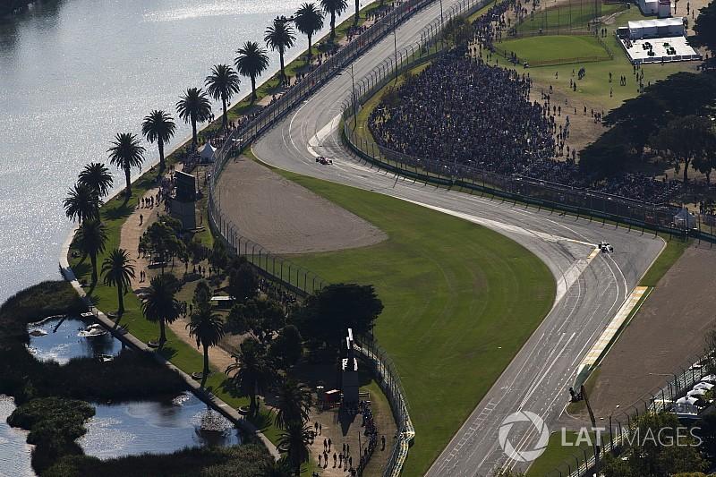 FIA tambah zona DRS ketiga di ronde pembuka F1 2018