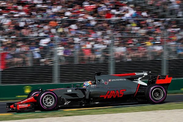 F1 【F1】ハース、開幕戦ポイント獲得できず憤慨も「マシンはかなり良い」